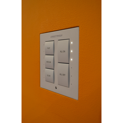 Image for Flush wall mount for Crestron C2NI-CB Cameo®