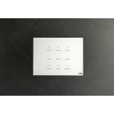 Image for Flush solid board mount for ABB 3M TB/U6.8.1-CG Touch control