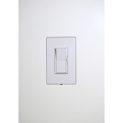 "Image for Flush wall mount for Lutron Designer Style 1Gang 1/2"""