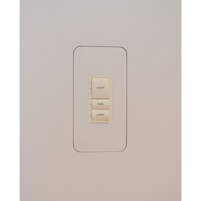 Image for Flush wall mount for Crestron C2N-CBD-P Cameo
