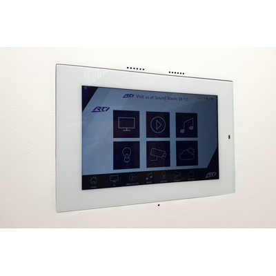Image for Flush New Construction Mount for RTI KA8 Touchpanel