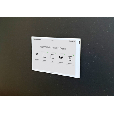 Image for Flush Solid Board mount for Crestron TSW-770