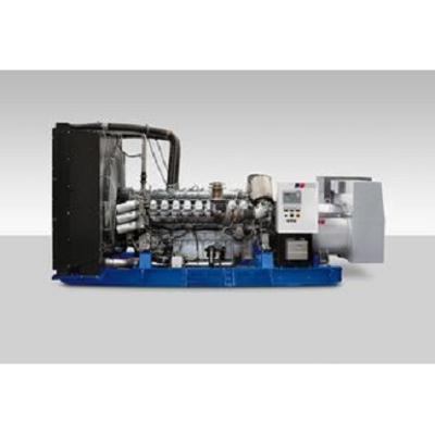 Image for Diesel Generator Set, mtu Series 2000 16V, 1000-1250kWe, 60Hz, 208-4160V