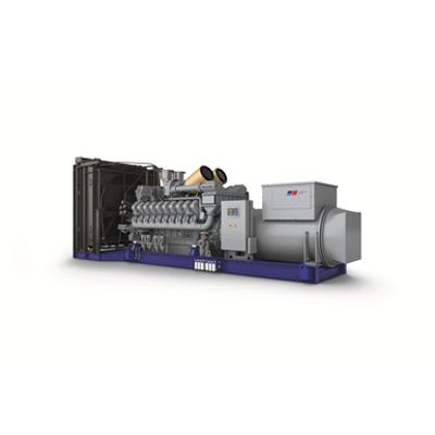 Image for Diesel Generator Set mtu - Series 4000 - 12V •  1650-2250kVA • 50Hz • 380-11kV • Prime & Standby Power