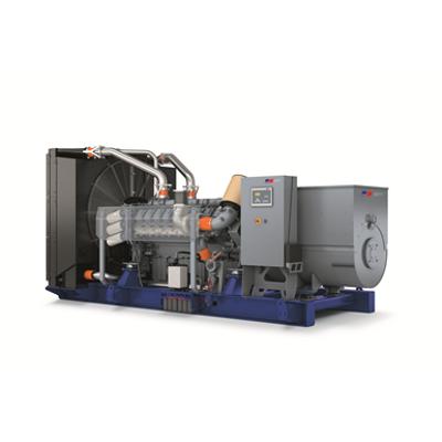 Image for Diesel Generator Set mtu - Series 2000 - 18V • 1000-1400kVA • 50Hz • 380-415V • Prime & Standby Power