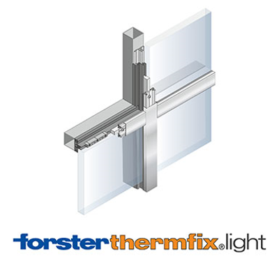 Image for Curtain wall Forster thermfix light