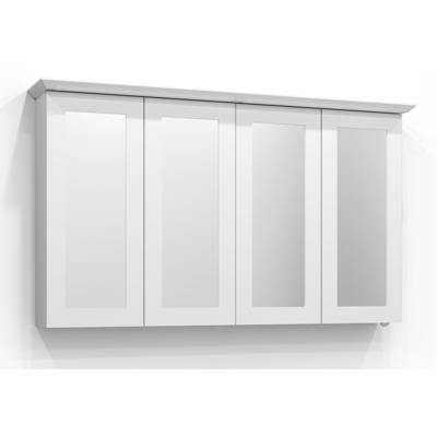 Image for Mirror Cabinet Hamra  120