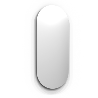 Image for Mirror Valje oval 45x110x2,5