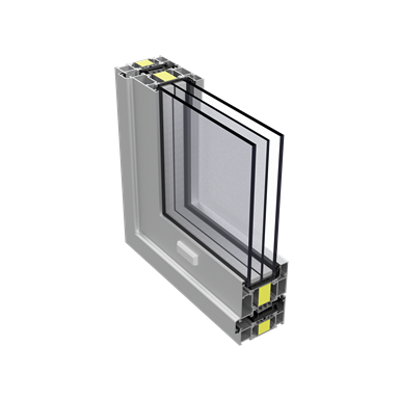 Image for LK78X window outward opening