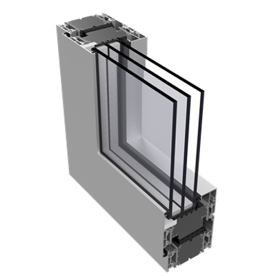 Image for LK90eco outward opening window