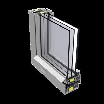 Image for LK78X window inward opening