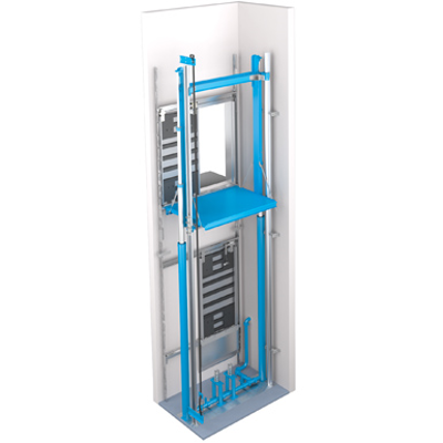 Image for endura above-ground 3-stage hydraulic