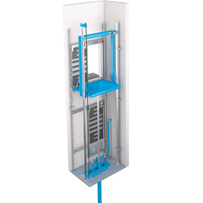 Image for endura below-ground hydraulic