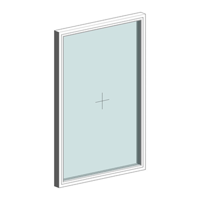 Image for STRUGAL S74RP Window (Fixed-Leaf)