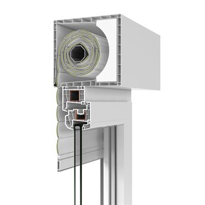 Image pour STRUGAL COMPACT SC160-PVC (Shutters)