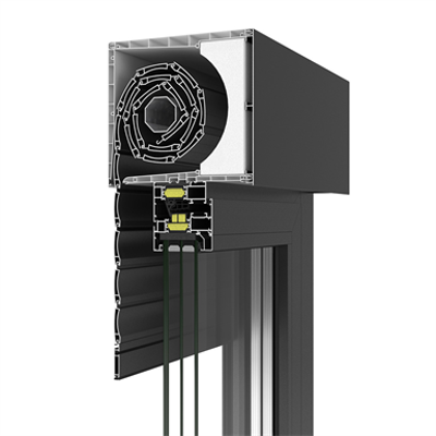 Image pour STRUGAL COMPACT SC160 (Shutters)