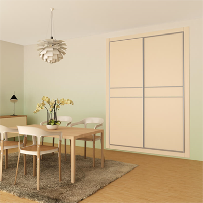 afbeelding voor STRUGAL CABINET FRONT Folding Doors (Two-Routed-Leaf)