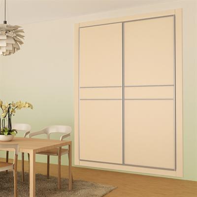 afbeelding voor STRUGAL CABINET FRONT Folding Doors (Two-Smooth-Leaf)