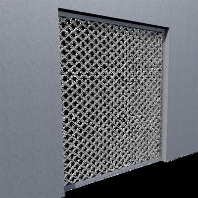 Image for Dentel Corrugated Grille