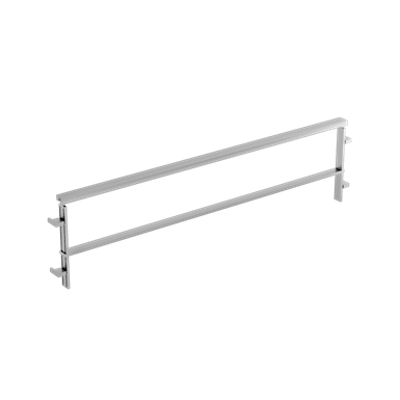 Image for Balustrades one rail on low wall