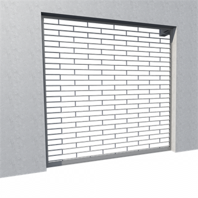 Image for Transparent Murax Security Shutter Vision