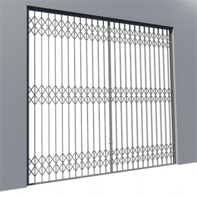 Image for Extensible Delial Extensible Grille