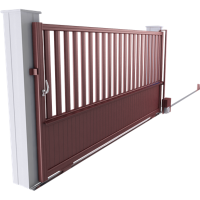 Image for Harmony Line - Capitole Sliding Gate Model