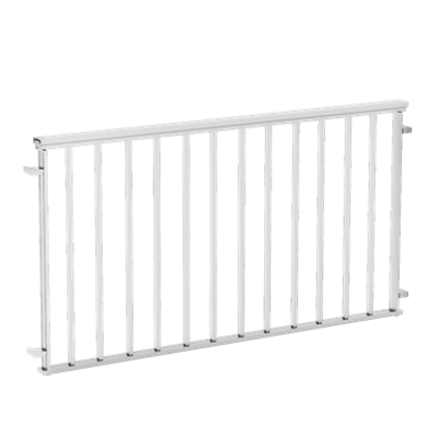 Image for Balustrades with bars under handrail
