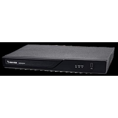 Imagem para ND9424P-v2 H.265 16-CH Embedded PoE NVR}