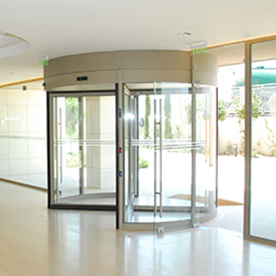 Image for Tourniket (USA) Manual or Automatic - Revolving Door