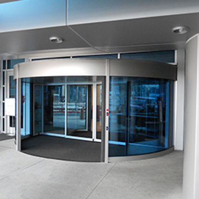 Image for Duotour (USA) 2-wing Revolving Door