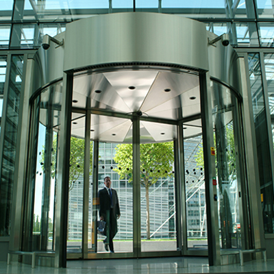 Image for Duotour (EMEA-ASIA) 2-wing - Revolving Door