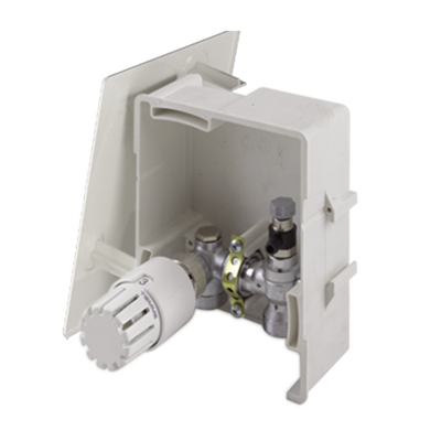 Image for 4490_ Tiemme Box 1 for heating regulation based on the ambient temperature