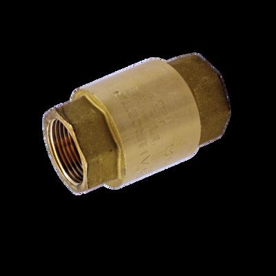Image for 3500-3506_ Check valve female/female and spring shutter