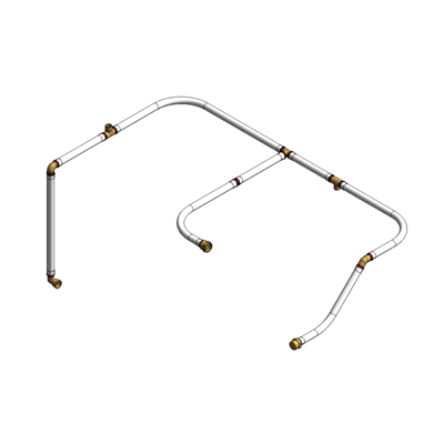 Image for Sistema Multistrato con Raccordi Automatici