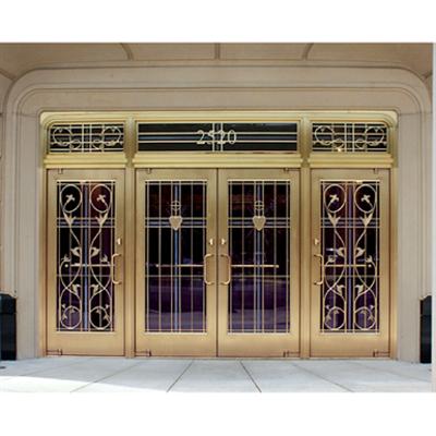 Image pour Blumcraft® Premium Series Formed Monumental Balanced Doors