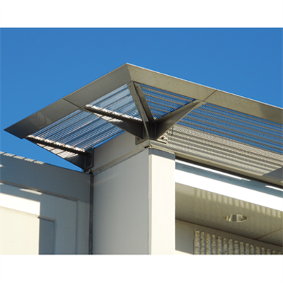 kuva kohteelle 7750 - Sunshade with corrugated panel top