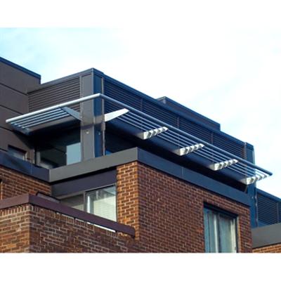 kuva kohteelle CRL Custom Fabricated Sunshade Systems