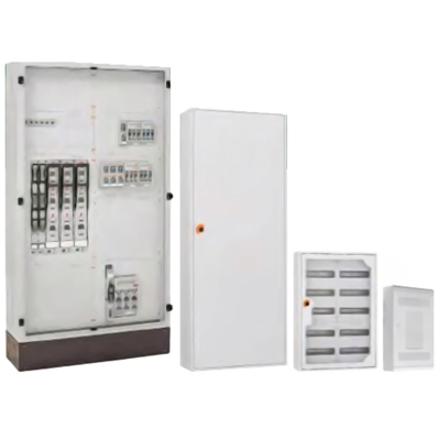 afbeelding voor ABN by Schneider Electric - Distributon Cabinets