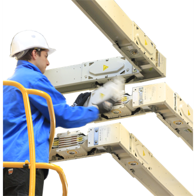 billede til Canalis and ILine – Busbar trunking system up to 6300A