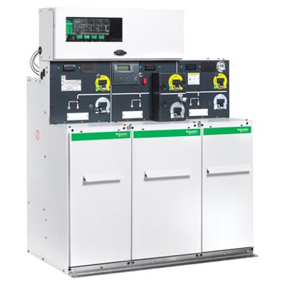 afbeelding voor RM6 - Tableau Compact monobloc et extensible 24 kV