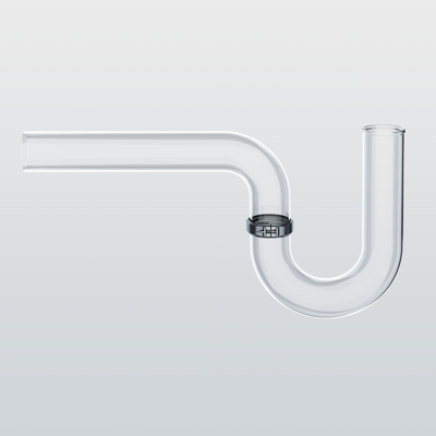 Image for KIMAX Model 6704 Swivel Trap P Style (Plain End Outlet)