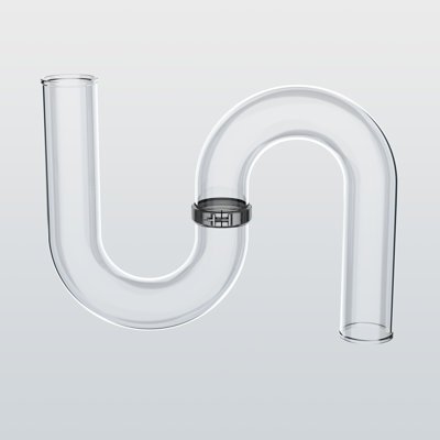 Image for KIMAX Model 6706 Swivel Trap, S Style