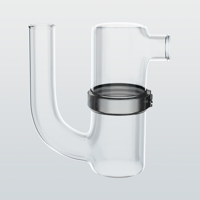 Image for KIMAX Model 6710 Swivel Drum Trap, P Style