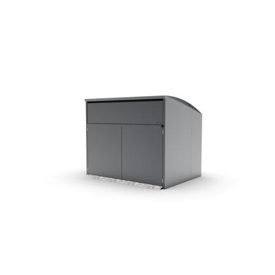 Image for Modul Maxi, bin shelter, litter bin, recycling, waste management, large hatch