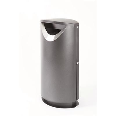 Image for Ellipse 100, litter bin 100 l, indoor, outdoor