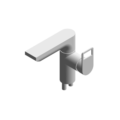 Image for American Standard Basin Faucets & Mixer CITY Deck Mounted Pull-Out Basin Mixer