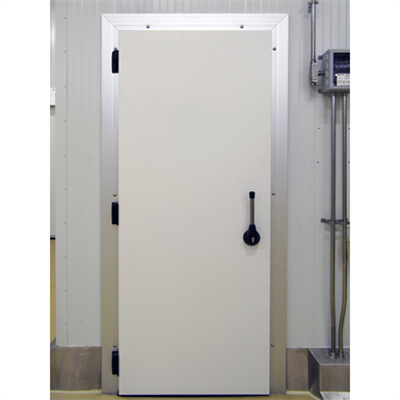 Image pour Single Swing (Energy Saver) Cold Storage Door