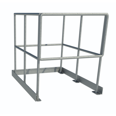 Image for Aluminum Guard Rail Systems