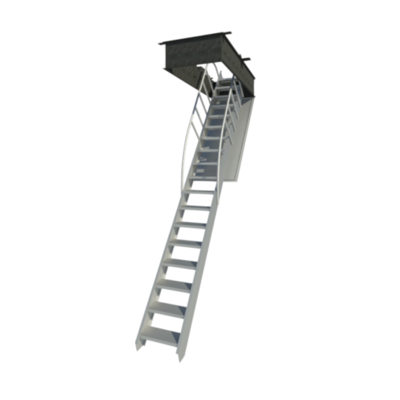 Image for Automatic Electric Disappearing Stair